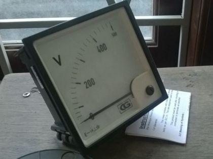 Đồng hồ Vôn - Crompton Greaves