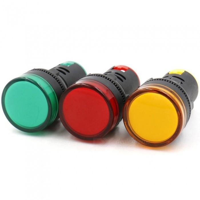 Đèn LED Ø22 màu đỏ