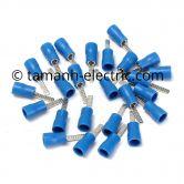 Đầu cosse Pin dẹt các loại - Đầu cốt kim dẹt các loại (100 cái/loại/gói/màu)