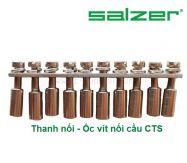 Thanh nối cầu đấu CTS2.5 và CTS4  - bộ ốc vít nối cầu CTS2.5 CTS4 - Cầu đấu Ấn Độ - Phụ kiện cầu đấu