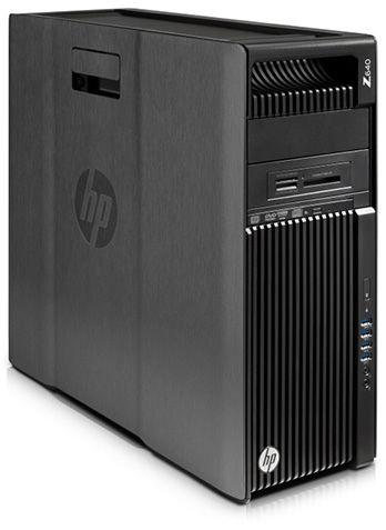 HP Z640 Workstation, E5-2620V3 2.4GHZ/12CPU/RAM 8GB/HDD 1TB/AMD-FIREPROW5100 4GB/ DVDRW/ Windows 10 Pro