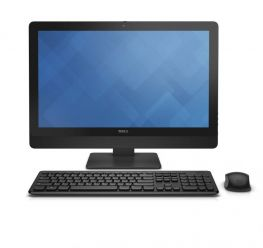 "Dell OptiPlex 9030, màn hình 23"" FHD Anti-glare/i3-4150/HDD500GB/4GB/DVD-RW/ Webcam , Keyboard Mouse , Windows 10 Pro"