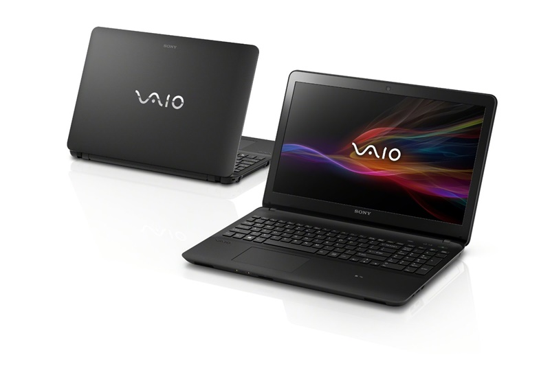 "Sony Vaio Fit SVF1532DCXB - 15.6"" Full HD touch/i5-4200U/HDD 500GB, RAM 4GB, Webcam, Backlitkeyboard"