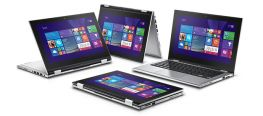 Dell Inspiron 11 CONVERTIBLE-11.6'' Touch cảm ứng- Core i3-4010U, ram 4GB, hdd 500GB
