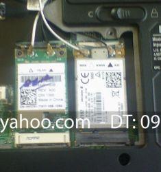 HP UN2400 Card wwan 3G+GPS lắp trong cho các dòng máy elitebook thế hệ 1 và thế hệ 2