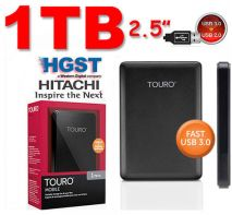 HDD-BOX HITACHI TOURO 500GB 2.5'' giao tiếp USB 3.0