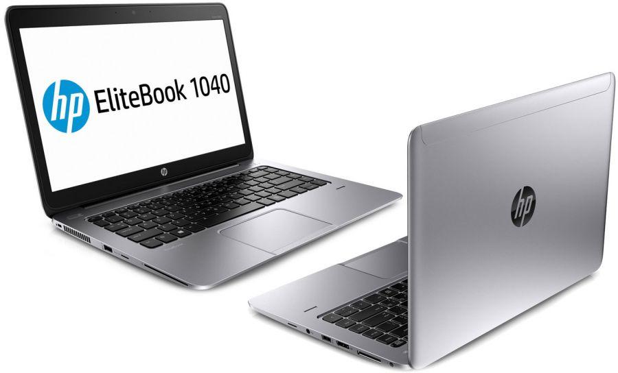 """HP Elitebook 1040 - Chỉ 1.49kg, 14.1"""" HD+,  I5 4300U, SSD 256GB, RAM 4GB, Webcam, backlit keyboad"""