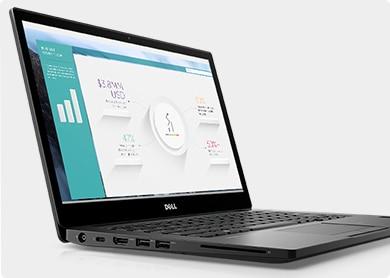 """Dell Latitude E7480 màn hình 14.1""""FHD IPS cảm ứng;  i5 7300U 2.6GHz; SSD 256 GB, RAM 8GB, Webcam , Windows 10"""
