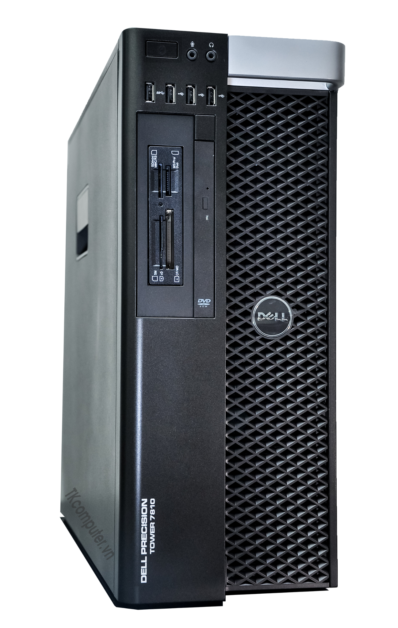 Dell Outlet New Precision T7810; 02 CPU E5-2620V3 2.4GHz/24  CPU/32GB/SSD 192GB/HDD 1TB/Quadro K620 2 GB
