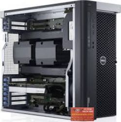 Dell Precision T7610, 2 XEON E5-2680V2 2.8GHZ/40 CPU/32 GB/SSD 192GB/2 TB/Quadro K5000 4GB