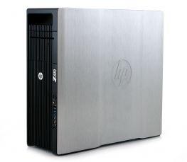 HP Z820 Workstation; 2 CPU Xeon E5-2667 2.9GHz/24 CPU/32 GB/SSD 120GB/1TB/Quadro K4000 3GB