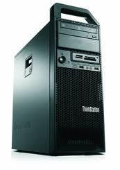 Lenovo ThinkStation S30, Xeon E5-1620V2 3.7Ghz/8CPU/8GB/SSD 120GB/500GB/ Quadro 2000 1GB