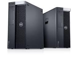 Dell Precision T3600; Xeon E5-1603 2.8 Ghz/4CPU/SSD 120GB/HDD 500GB/RAM 16GB/Quadro 2000 1GB