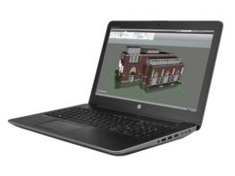 "HP Zbook 15 G3, 15.6"" FHD IPS, Core I7-6820HQ 2.7Ghz, 08GB, M2 SSD 256 GB, Quadro M1000M 4 GB, Like New"