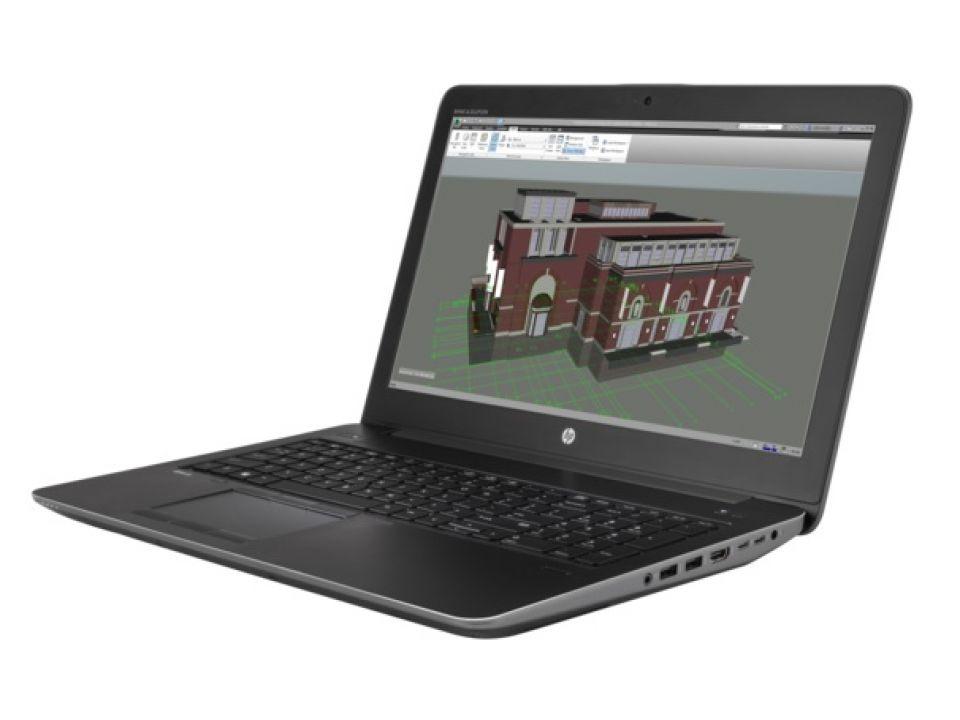 "HP ZBOOK 15 G3, 15.6"" FHD IPS/ CORE I7-6820HQ 2.7GHZ/08GB/HDD  500GB/QUADRO M2000M 4 GB"