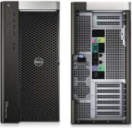 Dell Precision T7610; 2 XEON E5-2680 2.7 GHZ/32 CPU/32GB/SSD 192GB/1 TB/QUADRO K4000 3G