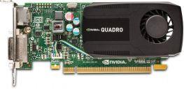 Nvidia Quadro K600 I 192 CUDA Cores I 29Gb/s I 1Gb GDDR I 128 Bits