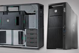 HP Z820 Workstation; 2 CPU Xeon E5-2680 2.6GHz/32 CPU/32 GB/SSD 256 GBGB/HDD 1TB/Quadro K4000 3GB