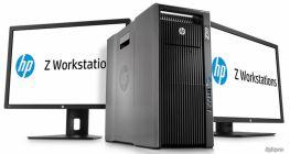HP Z820 Workstation; 2 CPU Xeon E5-2680 2.7GHz/32 CPU/32 GB/SSD 256 GB/HDD 1TB/Quadro K5000 4GB