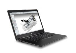 New HP ZBook 15 Studio G3 Mobile Workstation | Core i7 6700HQ 2.6GHz | 8GB RAM | 256GB SSD | Quadro M1000M 2GB