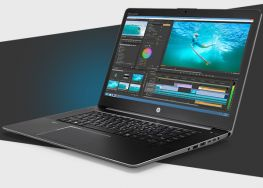 HP ZBook 15 Studio G3, 15.6' UHD Dreamcolor 3/Core i7 6700HQ, 2.6Ghz /16GB RAM/512GB  PCIe SSD/Quadro M1000M 2GB