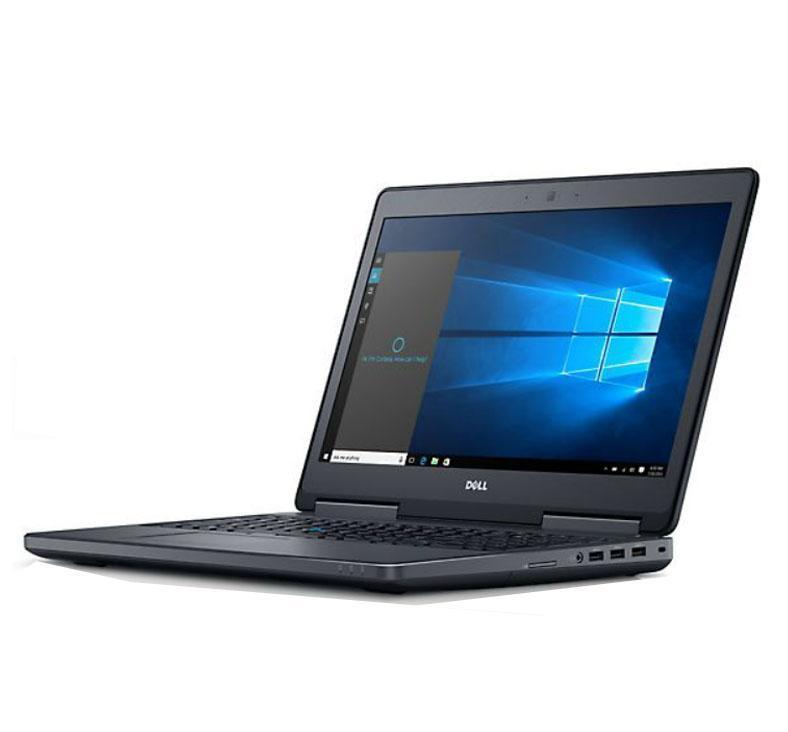 Dell Precision 7510  | 15.6' FHD | i7-6820HQ 2.7GHz | 08GB RAM | 256GB PCIE SSD | Quadro M1000M 2GB, Like New