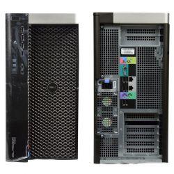 DELL PRECISION T7600; 2 XEON E5-2670 2.6 GHZ/32 CPU/32GB/1TB/SSD 256 GB/GTX 1070 Ti 8G