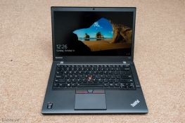 Lenovo ThinkPad T450, Màn hình 14,1' HD+, Core I5-5300U 2.3 Ghz, RAM 4 GB, SSD 256 GB, Like new, 98%