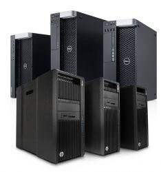 Dell Precision T7910, 2 CPU Xeon E5-2678V3 2.5 Ghz 48 CPU 32GB, SSD 512GB, HDD 2TB, Quadro K5200 8GB, Nhiều cấu hình
