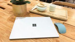 """MS Surface Laptop 1, Màn hình 13.5"""" 2K+, Touch, Core I5 7300U 2.5 Ghz, RAM 4 GB, SSD 128 GB"""