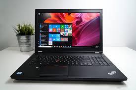 Lenovo Thinkpad P71, 17.3 FHD, Xeon E3-1505M V6 3.0 GHz 16GB, 512 GB SSD NVIDIA Quadro P3000 6GB
