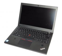 Lenovo ThinkPad X270, Màn hình 12,5' HD IPS, Core I5-6300U 2.3 Ghz, RAM 8 GB, SSD 256 GB, New 100%.