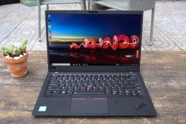 Lenovo ThinkPad X1 Carbon Gen 6, Màn hình 14.1 FHD IPS; I7-8550U, 16GB, 256 GB, Like New