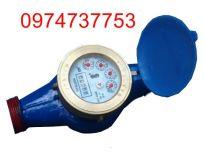 Đồng hồ nước Unik nối ren DN15-DN40