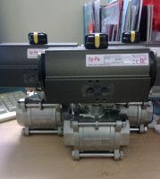 Van bi điều khiển bằng khí nén DN 25/ Van điện từ solenoid DN 25