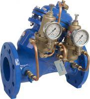 Van giảm áp thủy lực lắp bích DN 300