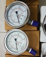 Đồng hồ áp suất inox 0 - 10 bar