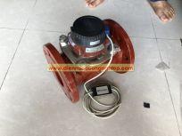 Đồng hồ nước nóng Sensus có dây xung