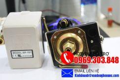 Rơ le áp suất Sunny SP-101 nhập từ Đài Loan giá rất rẻ