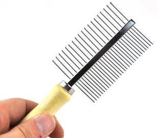 Lược chải lông 2 mặt
