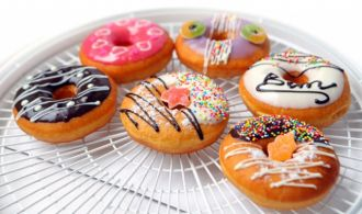 Donut chanh