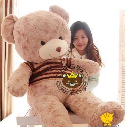 Gấu bông Teddy bigsize 1m5