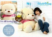 Gấu Teddy Wishwing Hàn quốc (1m4)