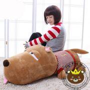 Gấu bông Chó Puco Hàn quốc chính hãng (80cm, 1m, 1m2)
