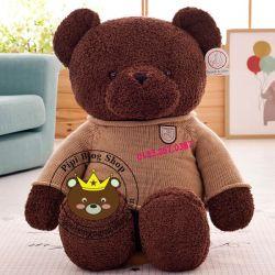 Gấu bông Teddy Baby Limited Edition (80cm, 1m2, 1m4, 1m6)