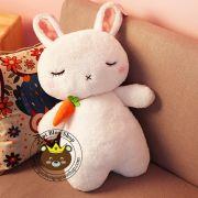 Thỏ bông Hugsbaby cà rốt (65cm)