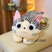 Gấu bông mèo Chii lông 3d Littlecucu (1m)