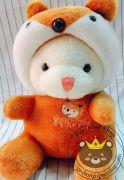 Gấu bông cosplay sóc bông (30cm, 50cm)