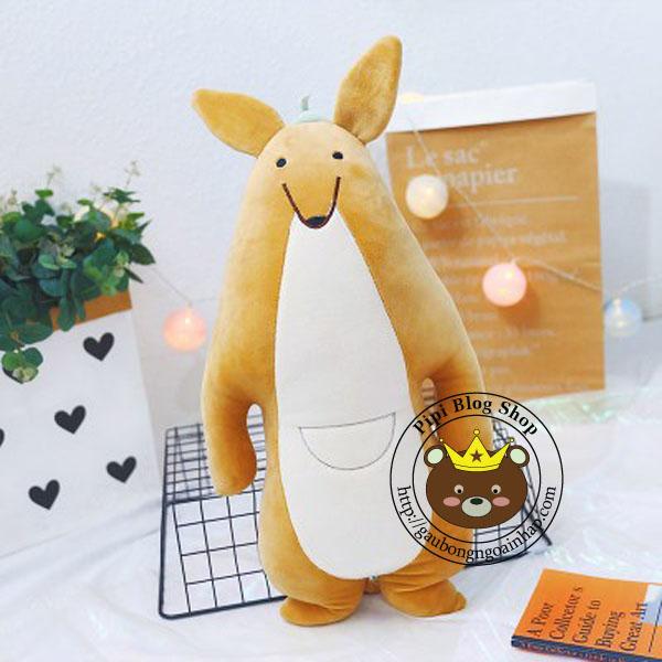 Gối ôm Kangaroo Liveheart (60cm, 80cm)
