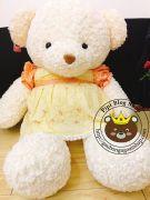 Gấu đầm hoa vàng (1m3)